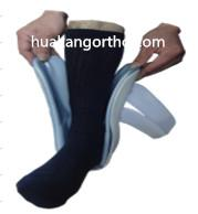 China AS-02 Air/foam ankle stirrup Recyclable Drop Foot Support Orthotics , Universal Size Ankle Foot Orthosis Shoes on sale