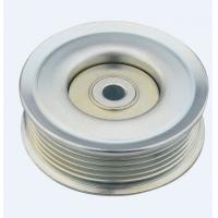 Acid Resistance Drive Belt Idler Pulley , Toyota Car Engine Pulley T36448 MD312403 Manufactures