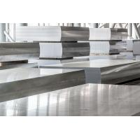 High Homogeneity 2024 Aluminum Plate 3 - 260 Mm Thick SGS Approved Manufactures