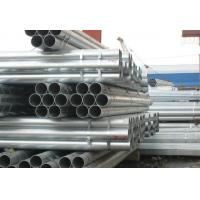 galvanized Round / Square / Rectangle / Ellipse Oil, natural gas Welded Steel Pipes / Pipe Manufactures