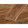 Indoor / Outdoor Rigid SPC Vinyl Flooring For Hall Use Mocha Eucalyptus Style for sale