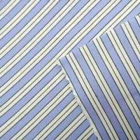 100% Cotton Yarn-dyed Fabric, Comes in Poplin Type, with 57/58-inch Width and Regular Finish Manufactures