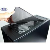 Powder Coated Computer Case Dust Filter SX-SFM01 Black Cover Mesh Screen Manufactures
