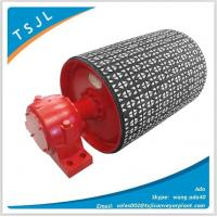 Conveyor Drum Lagging with Ceramic pulley Manufactures