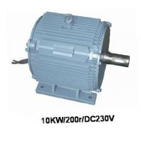 375 Rpm Permanent Magnet Generator 10KW 375RPM AC380V Off - Grid Or On - Grid Power Typee Manufactures