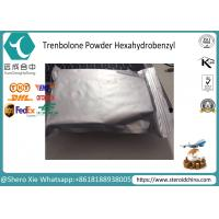 Buy cheap Muscle Enhancement Steroids Trenbolone Powder Hexahydrobenzyl Carbonate CAS 23454-33-3 from wholesalers