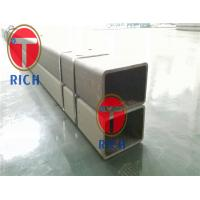 ASTM A500 GrB Cold Formed Structural Carbon Steel Square Tube Manufactures