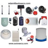 Buy cheap Solar Siren|siren|IR Beams|horn|wireless Siren|flashing Siren|strobe Siren|alarm from wholesalers