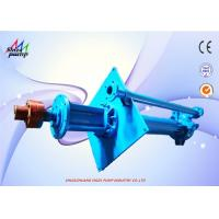 China 65ZJL - A30 Vertical Submersible Pump Centrifugal Pump For  Mining  / Coal / Chemical on sale
