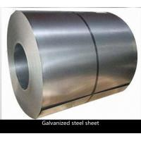 Hot sale galvanized steel sheet,zinc coated 40-275gsm steel sheet coil Manufactures
