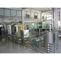 Full Automatic Carbonated Beverage Production Line 2500-4000 Bottles Per Hour Manufactures