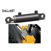 China RoHS Multi Stage Double Acting Hydraulic Cylinders DNV Certificate Agricultural Trucks on sale