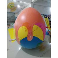 Oxford Advertising Inflatable Easter Egg / Custom Made Inflatables Easy Set Up Manufactures