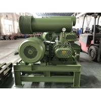 China Water Cooling Roots Air Blower , Three Lobe Blower BKW5003 4KW At 60-100 Kpa on sale