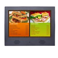 Shopping Mall Led Backlight Wall Mounted Digital Signage Players Manufactures