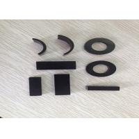 Rare Earth Strong Ferrite Magnets Block / Ring / U Shape High Temperature Manufactures