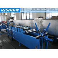 LGSF Stud Track Steel Frame Roll Forming Machine Holes Punching for Roof Truss