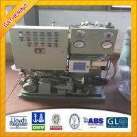 15ppm Bilge Separator with Oil Content Meter Manufactures