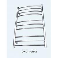 Bathroom ladder type wall hung metal heating towel rack electric towel warmer Manufactures