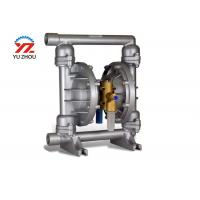 China Corrosion Resistant Air Operated Diaphragm Pump For Laboratory Feeding on sale