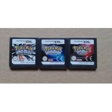 China Wholesale Pokemon DS Games Pokemon diamond/Platinum/pearl Game Cartridge for ds dslite dsi xl 3DS Games on sale