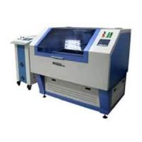 60w / 80w CNC high speed CO2 laser cutting machine, cut off machine for cloth, leather Manufactures