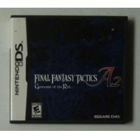 Final Fantasy Tactics A2 - Grimoire of theRift ds game for DS/DSI/DSXL/3DS Game Console Manufactures
