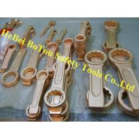 Non Sparking Safety Tools Slugging Wrench Spanner 17-150 mm By Copper Beryllium Manufactures