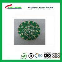 Printed Circuit Board Double Sided Pcb Communication Pcb  2l Ro4350b 0.8mm Immersiongold Manufactures