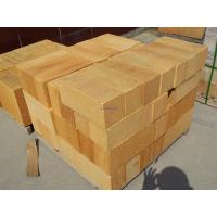 Quality High Density Fire Clay Brick Refractory For Glass Kiln ISO9001 for sale