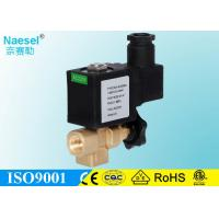 China Munters Heater Natural Gas Solenoid Shut Off Valve Low Pressure CCC Certificated on sale