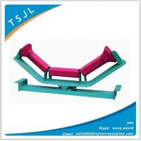 HDPE Conveyor carrying rollers/idlers group Manufactures