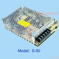 Ac-dc 50w Single Output Switching Power Supply Manufactures