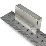 NdFeB China Manufacturer N45 Block Neodymium Magnet Manufactures