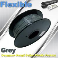 Easy To Use Odorless Flexible 3D Printing Filament , 0.8kg / Roll Manufactures