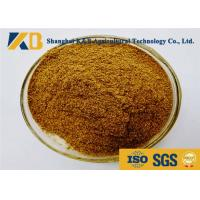 Natural Feed Grade Fish Meal Powder Light Smell With 60% Protein Content Manufactures