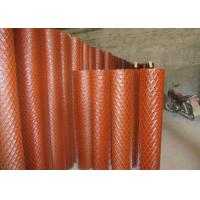 EMW Medium Expanded Metal Mesh Sheet For Highway Fencing Rhombus Hole for sale