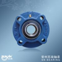 4 Bolt Flange Bearing 30mm With Cast Iron Housing UCFC206 , Tractor Bearing