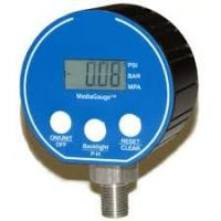 China UIB6 Digital Pressure gauge with 4 digits LCD display for medicine, water conservation on sale