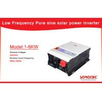 Low Frequency Solar Power Inverters for Solar Panel System , 1000-10000W Capacity Manufactures