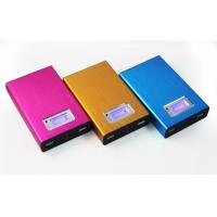 Power Bank Abs Iphone Portable Phone Charger With Metal Shell