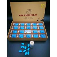 China One Night Lover Blue Sex Enhancement Pills For Male Stimulate Sexual on sale