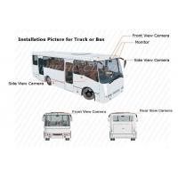 Bus Original 360degree full view Car Reverse Camera System assistance system with 4 cameras Manufactures