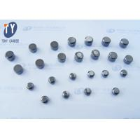 China Sintered Spherical Carbide Button Inserts Carbide Bullet Teeth High Hardness on sale