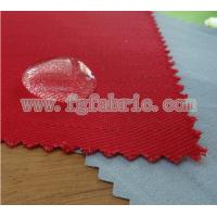 T/C Acid-alkali resistant fabric for protective garment SFF-044 Manufactures
