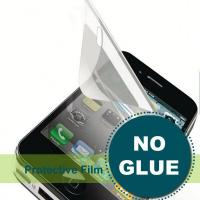 Anti Shock Crystal Clear PET Screen Protector / PET Protective Film for Cell Phone Manufactures