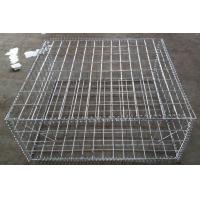 2*1*1 M Galvanized Welded Gabion Basket Boxes For Retaining Wall Manufactures