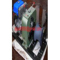 Cable bollard winch Manufactures