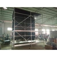 Buy cheap Custom Layer Truss and Movable Stage Platform Station for Stadium Lighting Tower Truss from wholesalers