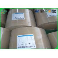 FBB Ivory Cardboard Paper Roll One Side Coated White 300gsm 350gsm With Good Flatness Manufactures
